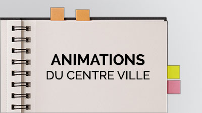 Animations du centre villes de Vallet